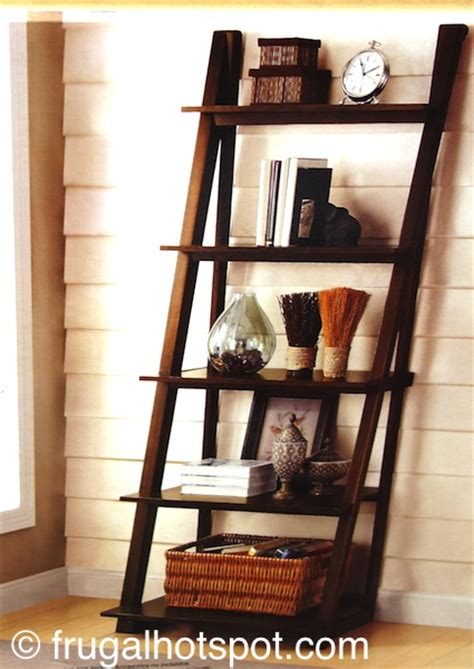 Costco Bayside Bookcase by Costco Bayside Furnishings Ladder Bookcase 139 99
