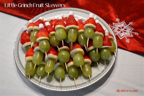 25 festive foods and treats celebration all about - Christmas Party Finger Foods