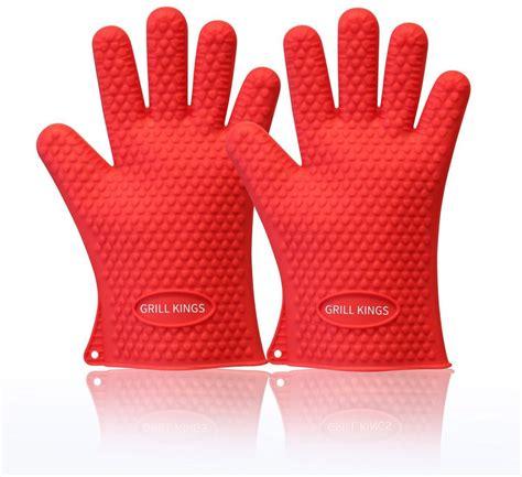 gloves fryer deep silicone glove safety turkey frying baking