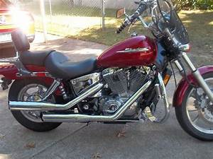 2005 Honda Shadow Vt 1100 Extras For Sale On 2040