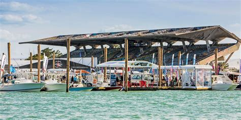 Miami Boat Show Water Taxi Locations by South Florida News Miami Boat Show By The Numbers All