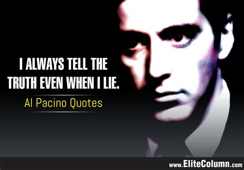 Al Pacino Quotes 12 Best Al Pacino Quotes To Give It Back To Your Enemies