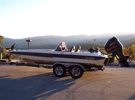 Bass Fishing Boats For Sale In Nc by Bass Boat For Sale Chion 210 Elite Boats Nc Sc