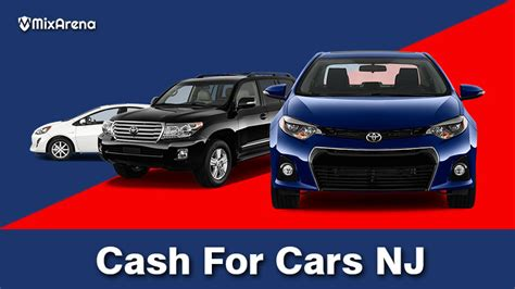 Sell Your Car For Cash In New Jersey