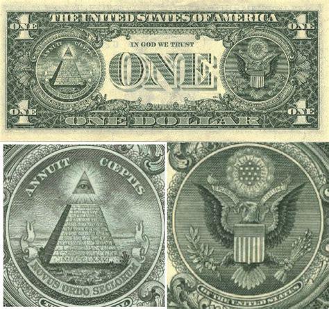 Simbolo Degli Illuminati Simbolismo Dollaro