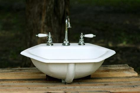 kohler porcelain kitchen sink 1964 kohler octagon bath sink porcelain cast by 6698