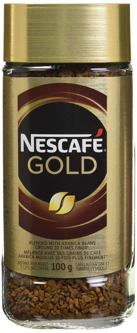 Nescafe americano coffee mix finely ground roasted arabica low calories 8 sticks. NESCAFE Gold Instant & Roast & Ground Coffee, 100g/3.5oz. {Imported from Canada} | eBay