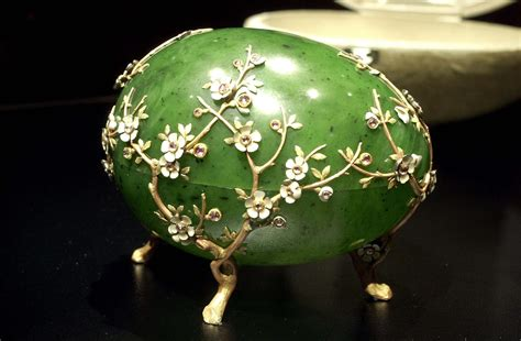 The 19 Most Beautiful Fabergé Eggs For A Dream Easter