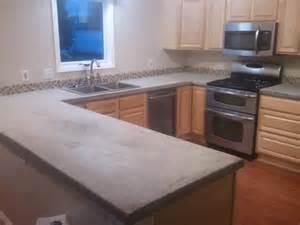 kitchen tile backsplash concrete counters revilo construction