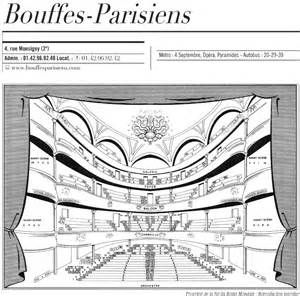 plans des th 233 226 tres parisiens bottin mondain