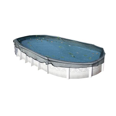 Harris Deluxe Leaf Net For Above Ground Oval Pool Ebay