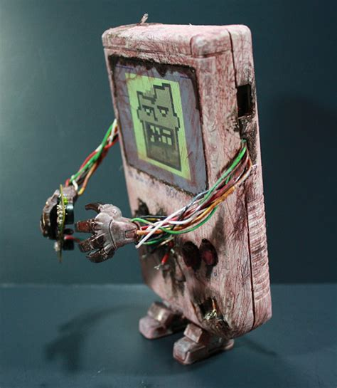 Zombie Game Boy From The Grave 401ak47 A Zombie