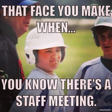 Office Meeting Meme - funny lady and staff meetings on pinterest