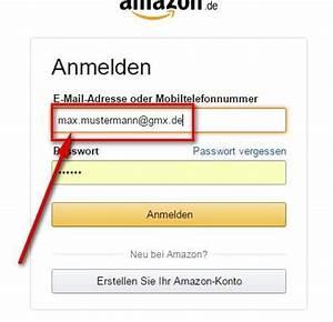 Gmx E Mail Adresse ändern : amazon login shopping mehr login seite ~ Yasmunasinghe.com Haus und Dekorationen