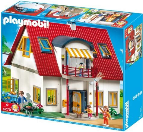 Modernes Haus Playmobil by Playmobil City Suburban House 4279 Starting From