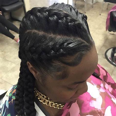 31 goddess braids hairstyles for black women hair