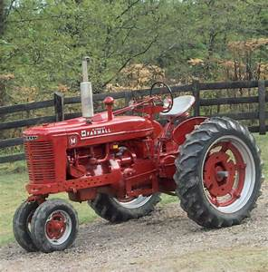 The Farmall Tractor  Production During World War Ii