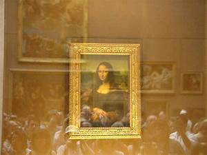 Mona Lisa Original Painting