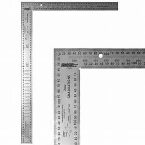 Johnson Level CS13 - 400mm x 600mm Metric Steel Framing ...