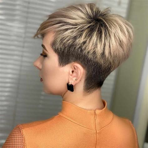 Trendy Very Short Haircuts for Women 2020 Trends