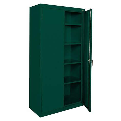 sandusky storage cabinet 72 sandusky classic series 72 in h x 36 in w x 18 in d
