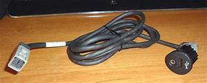 Part   For Audio  Usb Jack Lead Wiring