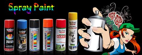 washable multi color acrylic aerosol spray paint view