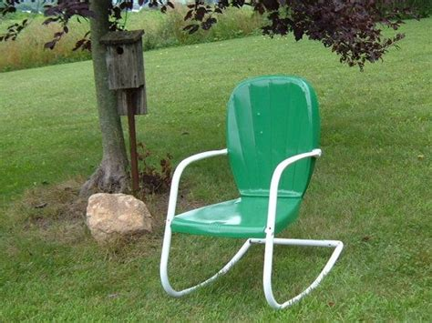 1000 images about vintage metal bouncy chairs and patio