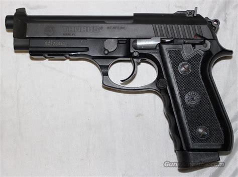 Taurus Pt 101p 40 Cal Pistol For Sale