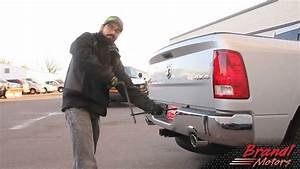Lowering The Spare Tire On Ram Trucks