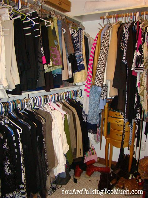 What Does Closet by Organizing Your Closet What Does Your Closet Say About