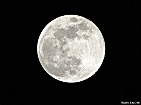 Moon Images Why Does The Moon Shine