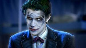 Neal Adams thinks Matt Smith should play the next Joker ...