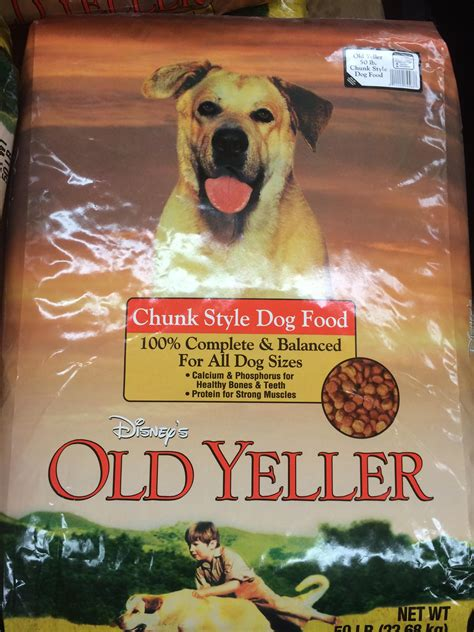disney  selling dog food  mildlyinteresting