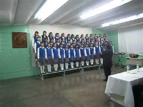 himno del estado de mexico coro de ninas esc prim anexa