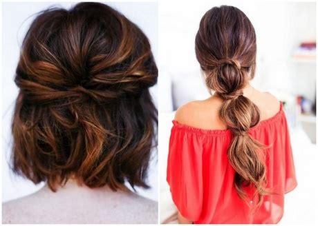 schöne leichte frisuren einfache frisuren schulterlange haare