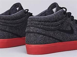 Nike SB Stefan Janoski Mid - Black - Terra Cotta ...