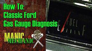 Ford Fuel Gauge Wiring