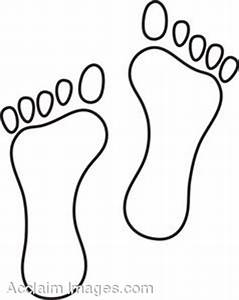 set of footprints clip art | Clipart Panda - Free Clipart ...