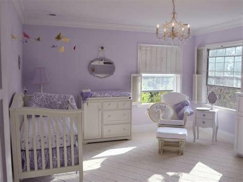 peinture violette pour chambre chambre bebe blanc design de maison