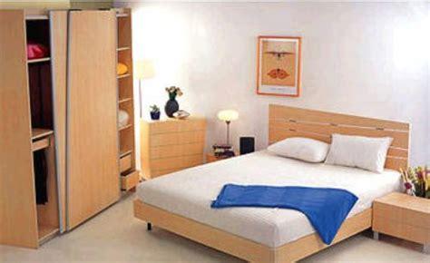 place du lit dans une chambre chambre à coucher