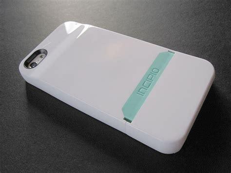 incipio iphone 5 review incipio stashback for iphone 5 ilounge