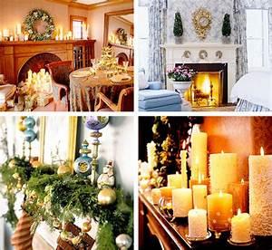 33, Mantel, Christmas, Decorations, Ideas