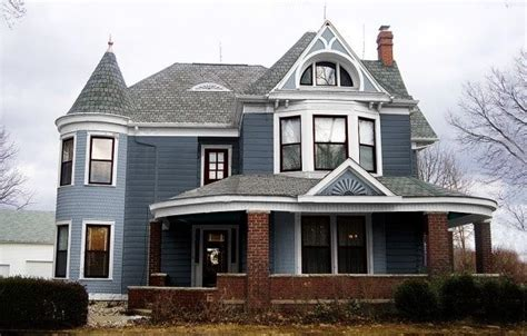 exterior paint colors victorian video and photos