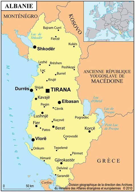 Carte Du Monde Avec L Albanie by Guide Albanie Y A T Il Du Tourisme En Albanie Ideoz