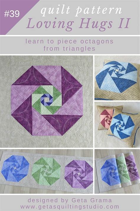 Patchwork Muster Modern by Patchwork Quilt Pattern For A Modern Geometric Quilt