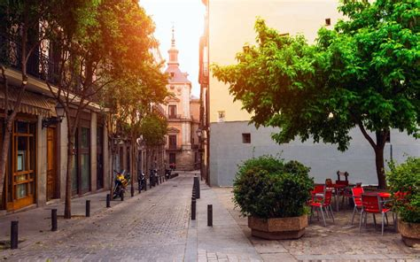 Madrid What To See And Do In Winter Telegraph