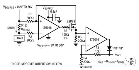 Robust High Voltage Over The Top Amps Maintain