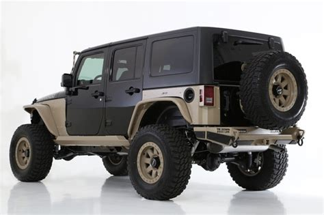 commando tactical edition jeep to be auctioned this week road