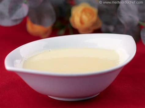 cuisine en anglais faire sa crème anglaise rapidement en un tour de